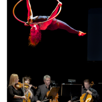 Overtüre in Space - Växjö Teater 2011