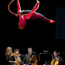 Overtüre in space - Växjö Teater 2011