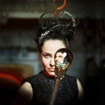 Black madonna Fotograf Bengt Alm