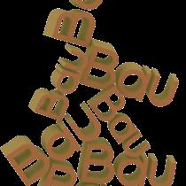 baubau_logofall Formgivare Staffan Melin